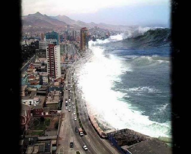Tsunamiinde