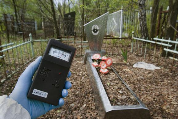Tchernobyl-radioactivite