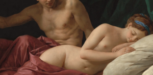 """Louis Jean François Lagrenée, """"Amour et Psyché"""""""