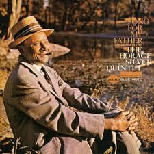 Le père d'Horace Silver – couverture du disque