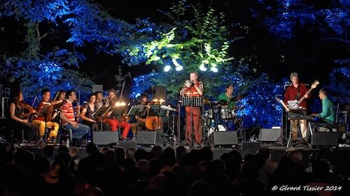 Médéric Collignon - King Crimson-charlie jazz festival-vitrolles