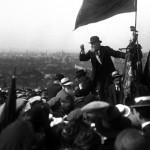 JeanJauresauPre-Saint-Gervaisle25mai1913 (« 31 juillet 1914, Jaurès est arrivé tard à L'Humanité… » 2/4 – Une « gueule », une présence charnelle)