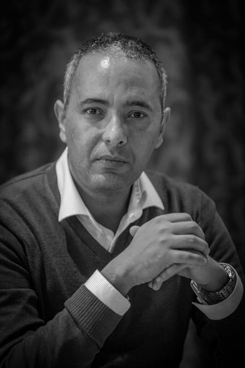 Kamel Daoud, 2015 © Claude Truong-Ngoc / Wikimedia Commons