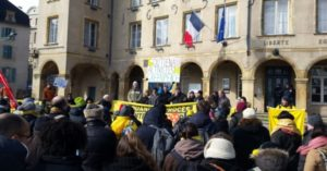 Thionville- Greenpeace