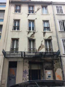 Marseille. Entre la rue de Rome et la rue d'Italie