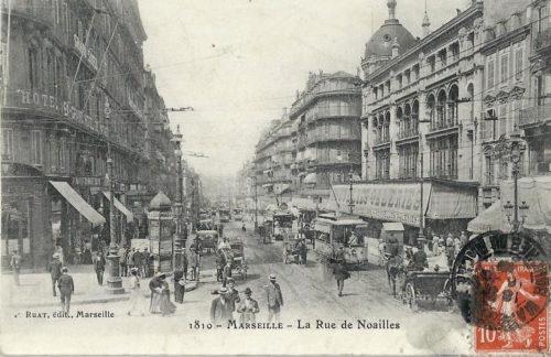 Marseille - Rue de Noailles