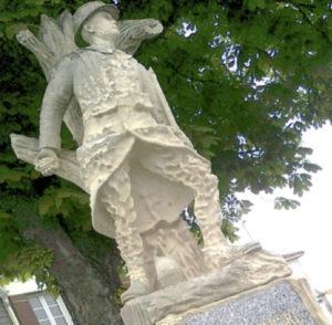 Centenaire de l'Armistice. Monument de Nieul-sur-Mer (Charente maritime) - Ph. GL