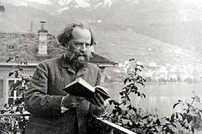 Elisee Reclus dans son exil en Suisse