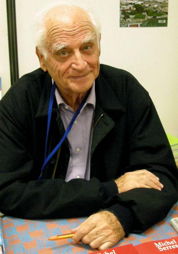Michel Serres 2008