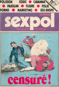 Sexpol 7 (Pédophilie. Comment la chute  de Matzneff ouvre le procès  sexo-politique de l'après-68)