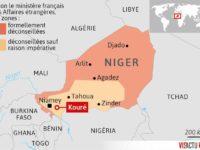 niger-zones (Niger. Les girafes de Kouré, lieu d'attraction djihadiste)
